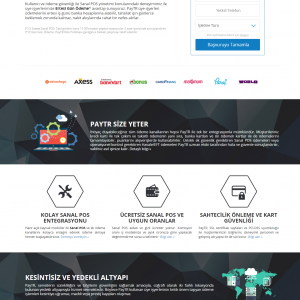 Sanal POS ve Ödeme Çözümleri - PayTR